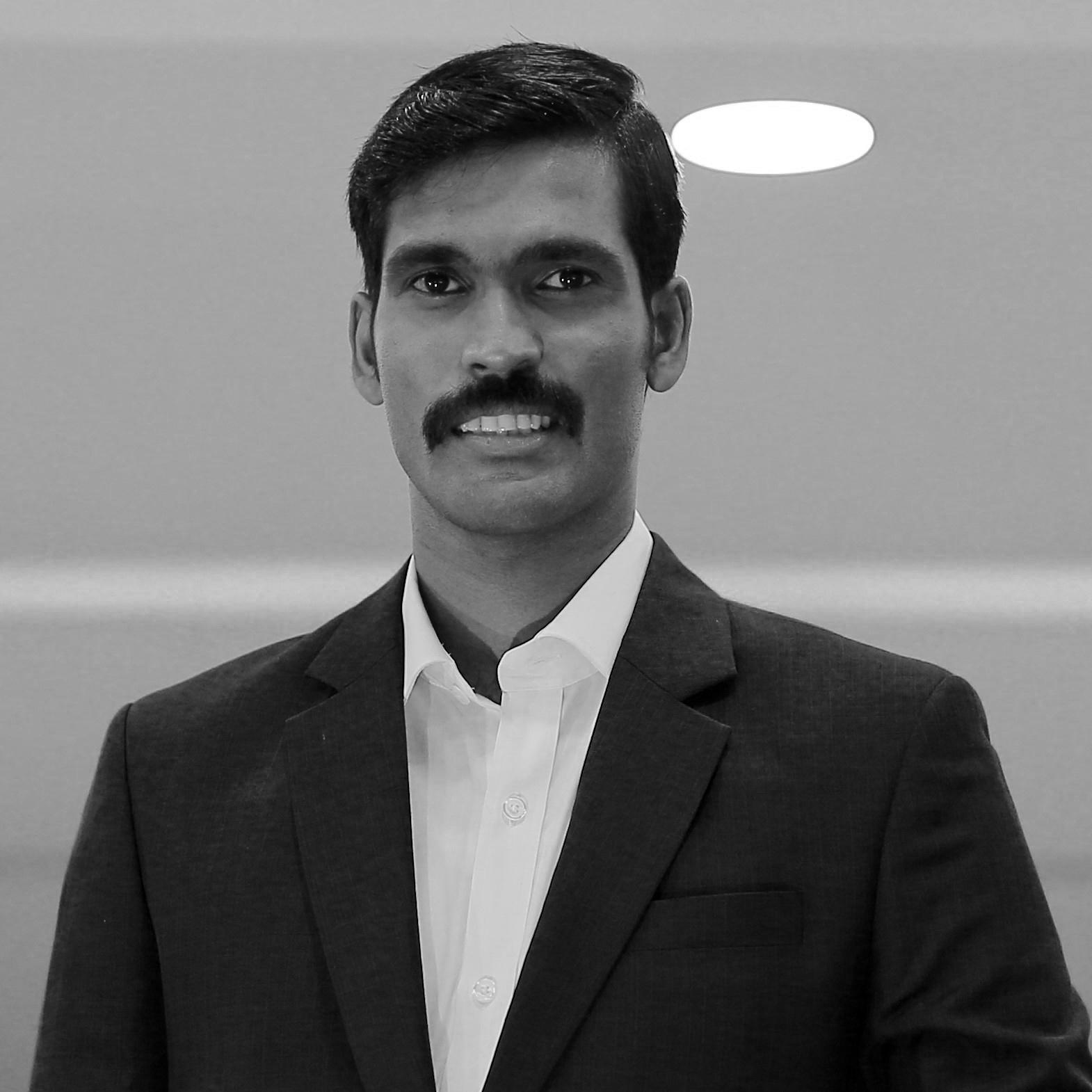 Kishore Balaraman Profile Picture